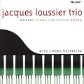 Mozart: Piano Concertos 20 & 23 / Jacques Loussier Trio