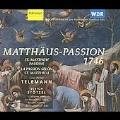 Telemann: St Matthew Passion