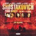 Shostakovich: Piano Quintet Op.57, Piano Trio No.1 Op.8, 5 Pieces (12/11/2006) / Julian Rachlin(vn), Janine Jansen(vn), Itamar Golan(p), etc