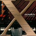 Xenakis: Works With Piano - Eonta, Akea, Morisima, Amorsima, etc