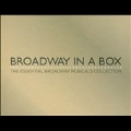 Broadway In A Box : The Essential Broadway Musicals Collection<完全生産限定盤>
