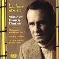La Luce Eterna - Music of Francis Thorne