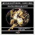 Schoenberg, Berg / Praz k String Quartet