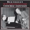 Beethoven: The 10 Violin & Piano Sonatas / Szigeti, Arrau
