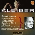 Beethoven: Symphony No.5, Schubert: Symphony/ E.Kleiber