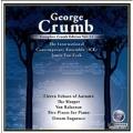 Complete George Crumb Edition Vol.12 - Eleven Echoes of Autumn, The Sleeper, etc (1965, 2006, 2007) / Jamie Van Eyck(Ms), International Contemporary Ensemble