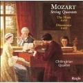 Mozart: String Quartets K458 'Hunt' & K465 'Dissonance'