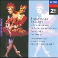 Stravinsky: Ballets / Ernest Ansermet, Suisse Romande