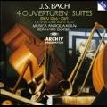 Bach: 4 Ouvertueren - Suites / Gobel