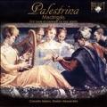 G.Palestrina: Madrigals for 4 Voices Book.1, Sestina / Rinaldo Alessandrini(cond), Concerto Italiano