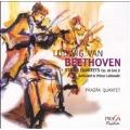 Beethoven: String Quartet Op 18 Vol 1 / Prazak Quartet