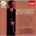 Milstein - Encores - Kreisler, Debussy, Szymanowski, et al
