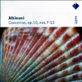 Albinoni: Concertos Op.10 Nos. 7 - 12