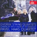 ドヴォルザーク: 弦楽四重奏曲第12番 Op.96 「アメリカ」, 第13番 Op.106