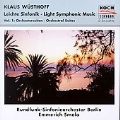 Wuesthoff: Light Symphonic Music Vol 1 / Smola, Berlin