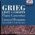 Grieg, Liszt, Chopin: Piano Concertos / Leonard Pennario