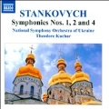 Yevhen Stankovych: Symphony No.1, No.2 and No.4