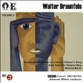 Walter Braunfels Vol.2 - Symphonic Variations on a French Children's Song, Suite from Der Glaserne Berg, etc