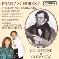 Schubert: The Complete Original Piano Duets Vol 5