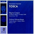 Puccini : Tosca -Complete (7/11/1965), Tosca -Excerpts (7/1962), Tosca -Sung in Russian (3/31/1971); Tchaikovsky: Pique Dame -Excerpts (8/19/1967)