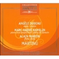 Martinu: Chamber Music / Alain Marion, Marc-Andre Hamelin, Angele Dubeau