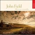 J.Field: The Piano Concertos No.1-No.7, Divertissements No.1, No.2, Rondo, etc / Miceal O'Rourke(p), Matthias Bamert(cond), London Mozart Players