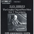 Sibelius: Complete Piano Music Vol 2 / Erik Tawaststjerna