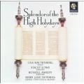Splendor of the High Holydays / Newman, Rautenberg, Lowe