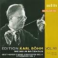 Edition Karl Bohm Vol.7 - Beethoven: Symphony No.4, Piano Concerto No.4 / Wilhelm Backhaus, RIAS Symphony Orchestra