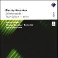 Rimsky-Korsakov: Scheherazade, The Tale of Tsar Saltan
