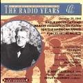 The Radio Years - Artur Rodzinsky and Robert Casadesus