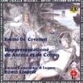 Arte Vocale Italiana - Emilio de Cavalieri / Edwin Loehrer