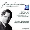 Enescu: Symphony no 3 / Horia Andreescu, et al