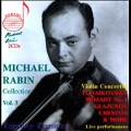 Michael Rabin Collection Vol.3 - Violin Concertos