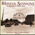 The Bristol Sessions 1927 - 1928 : The Big Bang Of Country Music [5CD+BOOK]