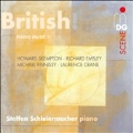 British! - Piano Music by H.Skempton, R.Emsley, M.Finnissy, L.Crane