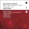 Opera Scenes and Arias, Italian Songs