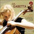 Shostakovich: Cello Concerto No.2 Op.126 (1/11-13/2008), Cello Sonata Op.40 (5/29-31/2008) / Sol Gabetta(vc), Marc Albrecht(cond), Munich PO, etc