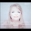 Angele Dubeau - Blanc
