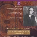 Koussevitsky Edition Vol 10 - Beethoven: Symphonie no 2, etc