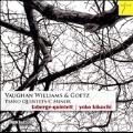 Vaughan Williams & Goetz - Piano Quintets C minor