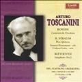 Rossini, R. Strauss, Beethoven / Arturo Toscanini, et al