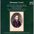 Hermann Goetz: The Complete Orchestral Works / Van Remoortel