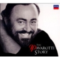 The Pavarotti Story -Donizetti, R.Strauss, Verdi, etc (+2Bonus CD/+BT)