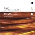 Mozart: Violin Concertos No.2, No.3, No.5