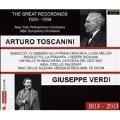 Arturo Toscanini - The Great Recordings 1929-1954