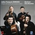 Julien-Francois Zbinden: Integrale des Ouvres pour Quatuor a Cordes