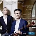 Saint-Saens: Cello Concerto No.1; Lalo: Cello Concerto in D minor; F.Martin: Ballade for Cello and Orchestra
