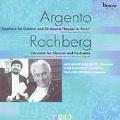 Argento: Capriccio;  Rochberg: Clarinet Concerto / Gigliotti