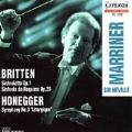 Britten, Honegger / Sir Neville Marriner
